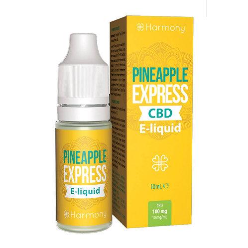 Harmony Pineapple Express CBD E-Liquid 10ml - 3% 30mg pro ml