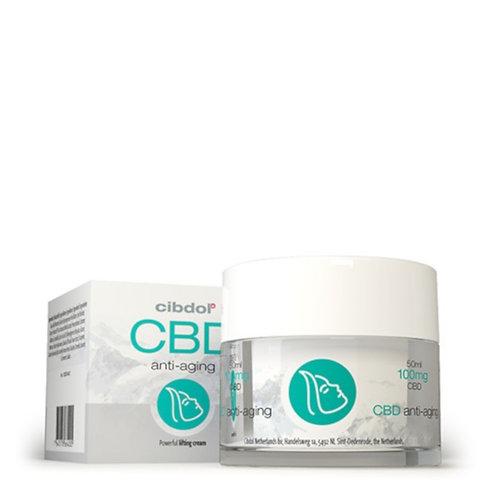 CBD Cibdol Anti-Aging-Creme