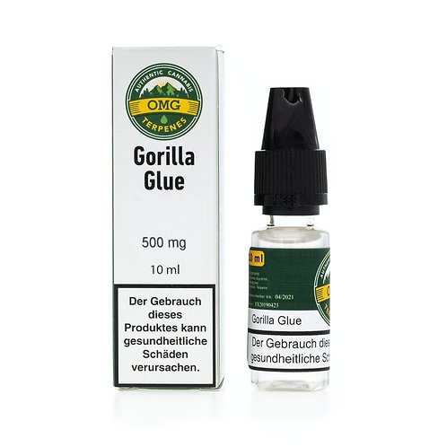 OMG E-Liquids 5% - 10ml - Gorilla Glue