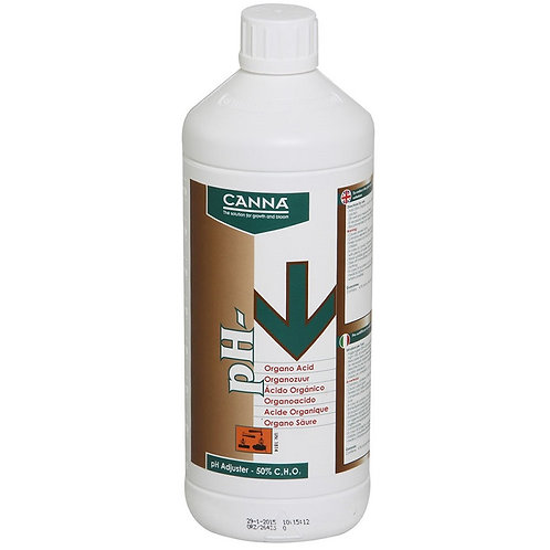Canna pH- Organo Säure 1 Liter