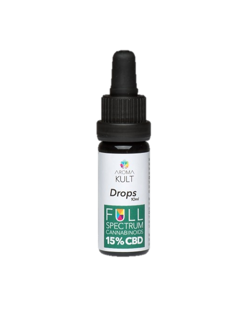 Aromakult CBD-ÖL Vollspektrum 15% 10ml