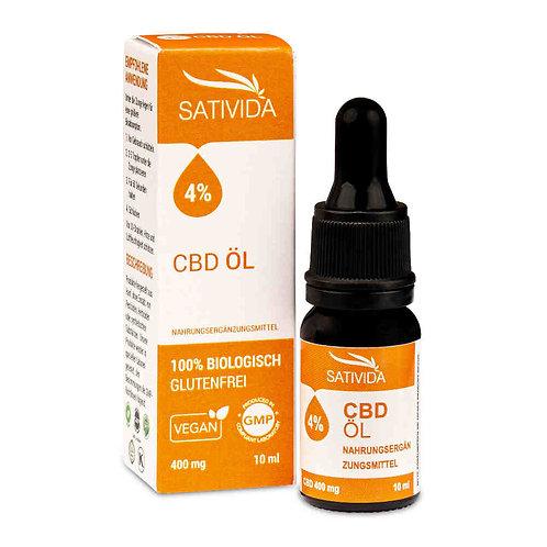 CBD Aromaöl Sativida 4%