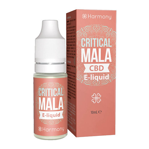 Harmony Critical Mala CBD E-Liquid 10ml - 1% 10mg pro ml