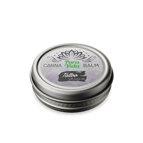Pura Vida Tattoo Balm 2ml - Scent Free