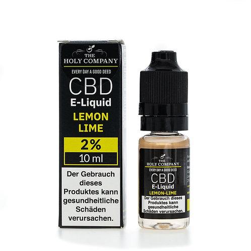 The Holy Company E-Liquid 2% - 10ml - Lemon-Lime