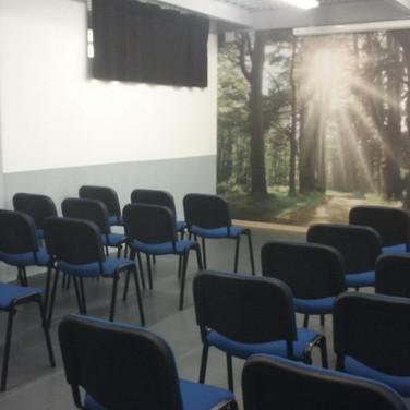 Salle de conférences (40 pers)