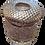 Thumbnail: Edwardian silver topped dressing table jar