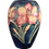 Thumbnail: Moorcroft Vase Freesia Pattern 1950s