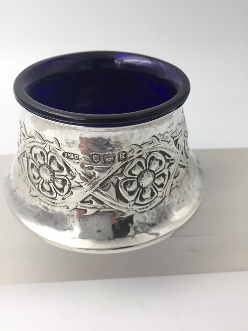 Arts & Crafts Ramsden & Carr Silver bowl 1902