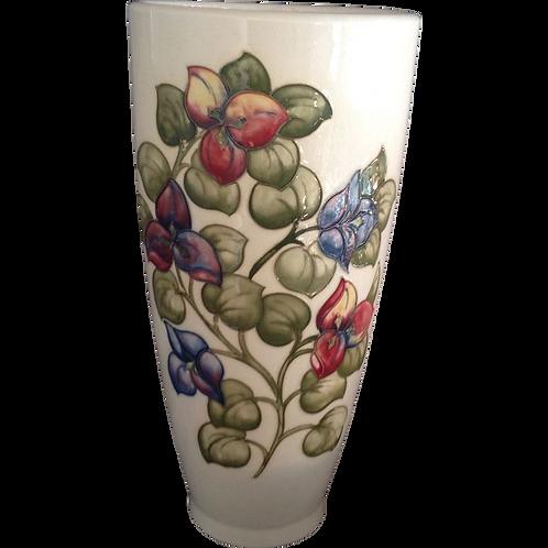 Large Moorcroft Bougainvillea Vase
