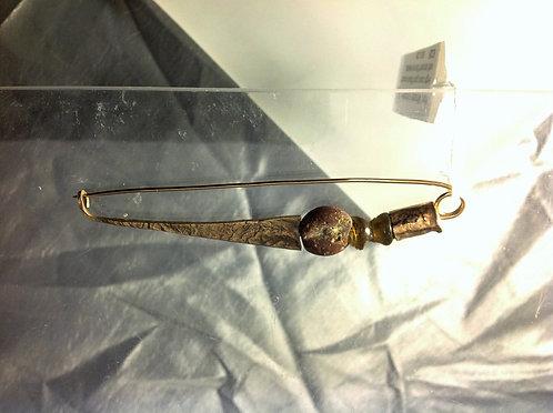 Roman style Fibula brooch