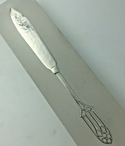 Hand made Silver Paper Knife Letter Opener by Sibyl Dunlop London 1927