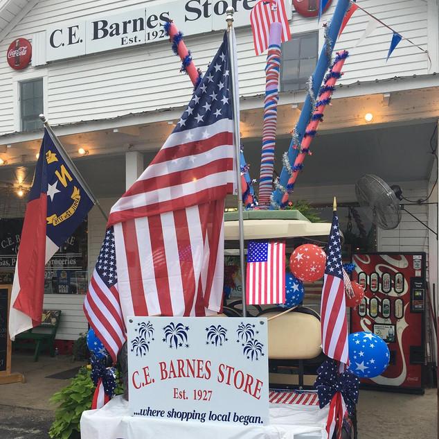 C.E. Barnes Store