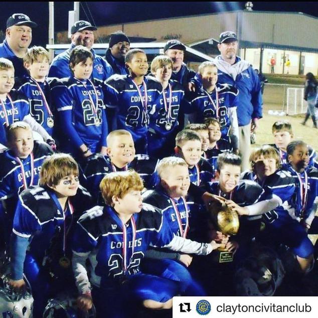 Clayton Civitan Football