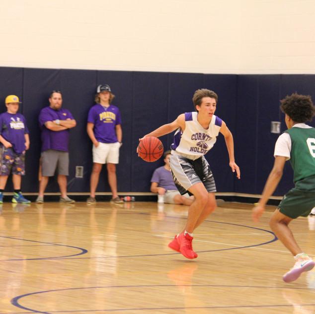 Corinth Holders HS Basketball