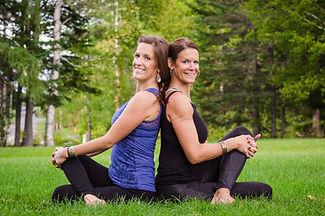 2015 Yoga instructors