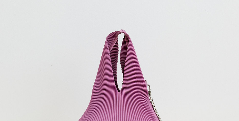 Pink Lavender Hobo Petite