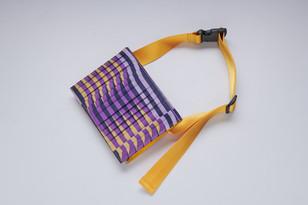 Purple Illustion beltbag