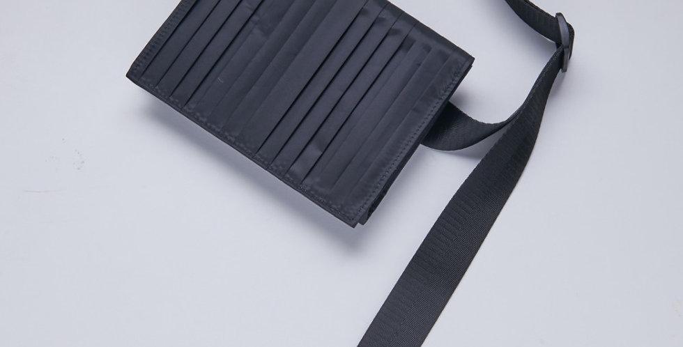 ALL BLACK BELT BAG