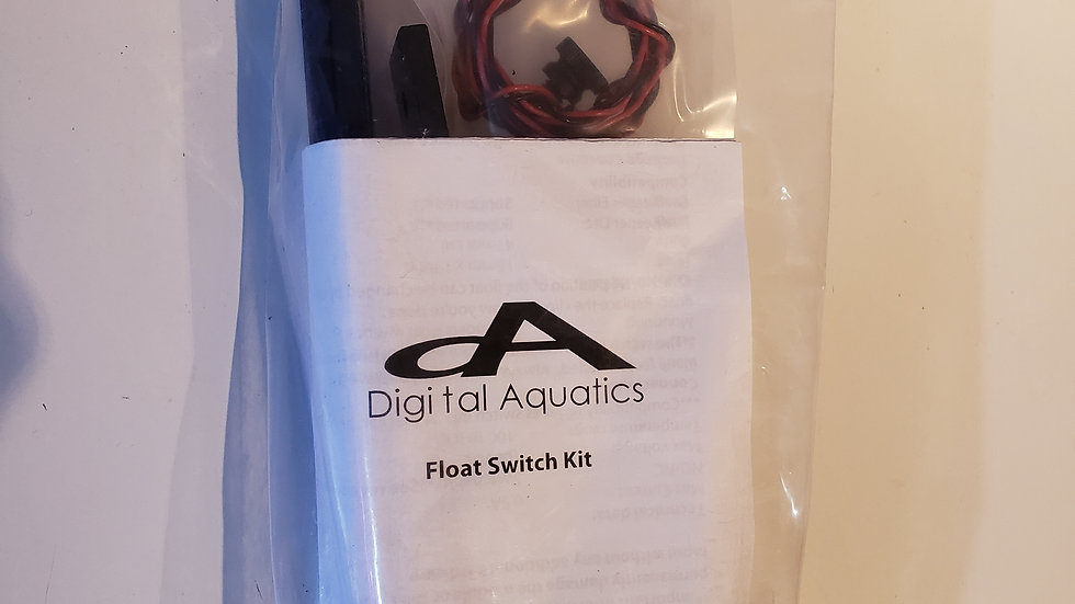 Digital Aquatics double float kit w/ bracket