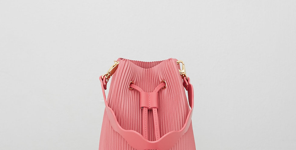 Bucket bag Mini Bubblegum