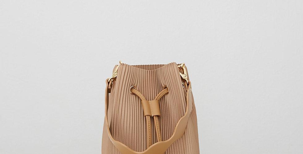 Bucket bag Mini Caramel