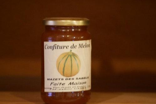 confiture melon 370ml