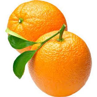 Une Orange LULU  à l'unité (3,40€/kg)