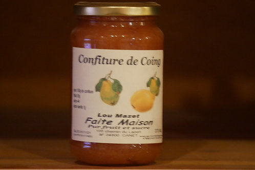 confiture coing 370ml