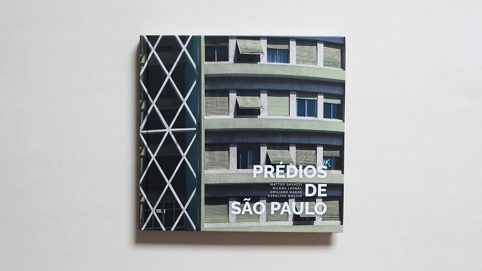 Prédios de São Paulo vol. 3