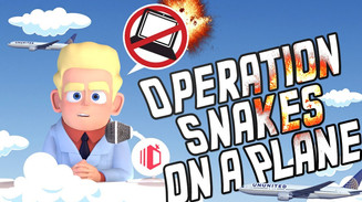 Operation Snakes on a Plane (DailyBake Ep.6: The US On-Flight Laptop Ban)