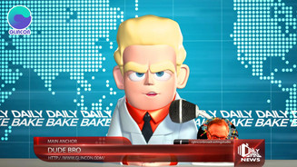 Daily Bake News by Glincon (Pilot)