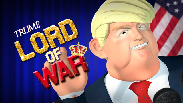 Trump, Lord of War (DailyBake Ep.4: The US-Saudi Arms Deal)