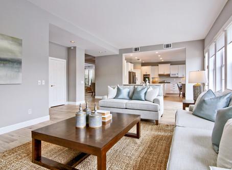 Strategic Updates to Modernize Twenty Year Old Home