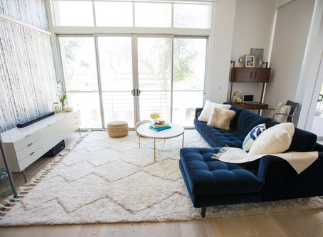 Affordable Rugs to Freshen Up Prior to Listing