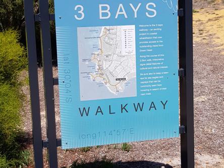 Three Bays Walkway