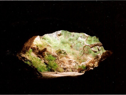 Visit the Stockyard Gully Caves
