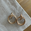 Thumbnail: Gold Roped Hoops
