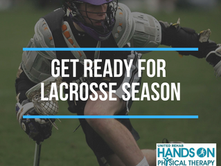 Getting Ready for Summer Lacrosse