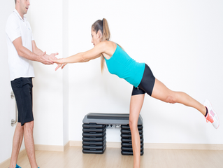 Balance Therapy Exercises