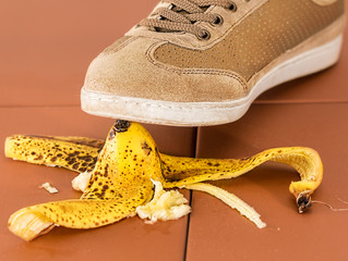 Injury from a slip or fall? What to look out for.