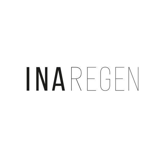 Logodesign der Sängerin INA REGEN