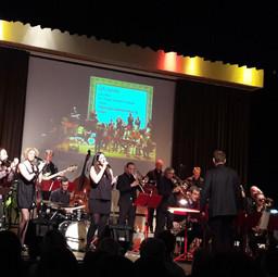 Solist bei der Big Brass and Rhythm Band Freistadt