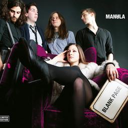 CD-Cover MANÜLA