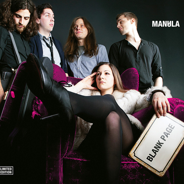 CD-Cover MANÜLA