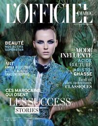 Cover L'OFFICIEL