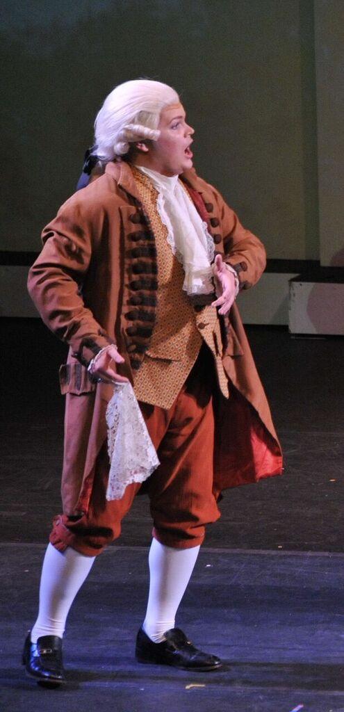 Manon - Monsieur de Brétigny