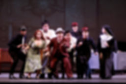 Royce Strider in The Inspector, Moores Opera Center