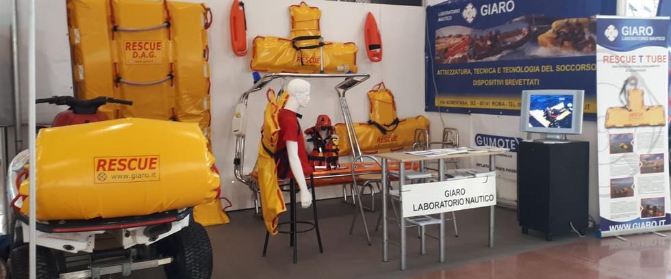 attrezzature soccorso giaro
