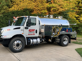 New Years is right around the corner, don't neglect your septic tank!